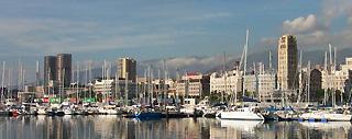 Puerto deportivo de Santa Cruz de Tenerife
